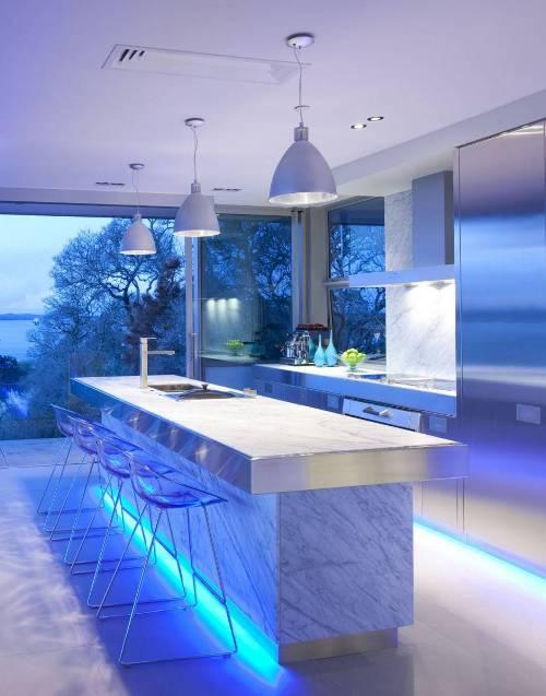 Macam-macam desain Kitchen Set