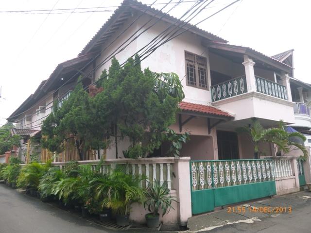 Rumah Sebelum Renovasi