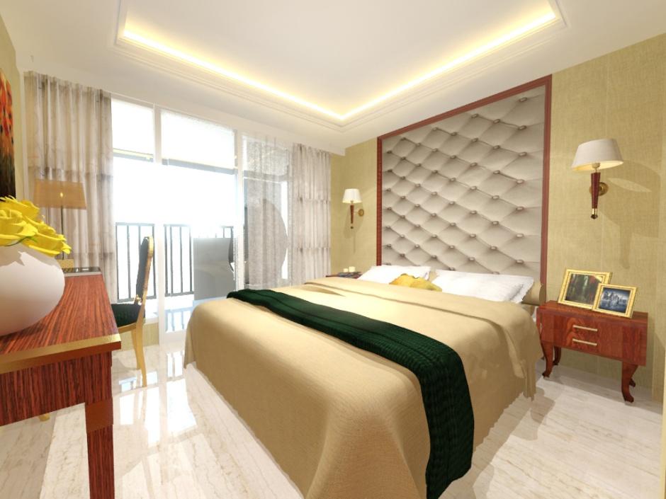 Master Bedroom - Alternatif 02