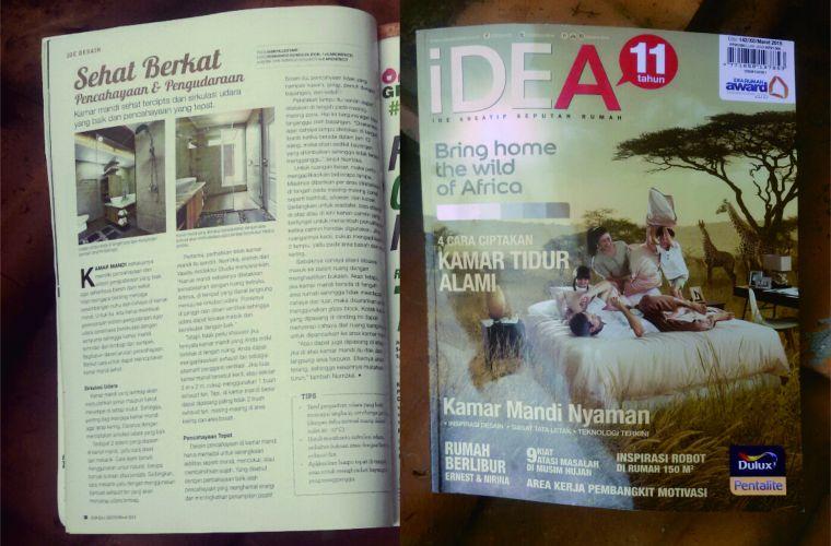 Idea Magazine – Edisi142/XII/Maret 2015